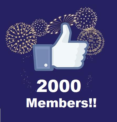 2000members