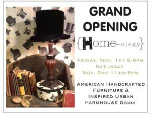 homeology grand opening side 1