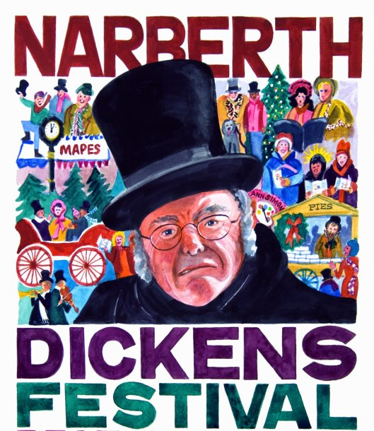 Narberth Business Association - Dickens Festival