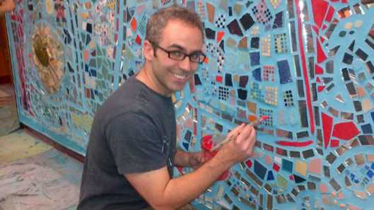 Local artist and educator Todd Marrone dies at 39 — NewsWorks