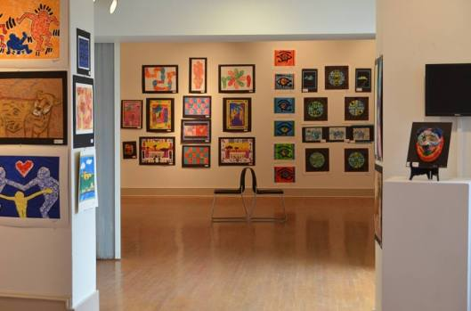 MLAC student Art Show