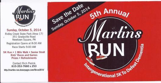 martins run