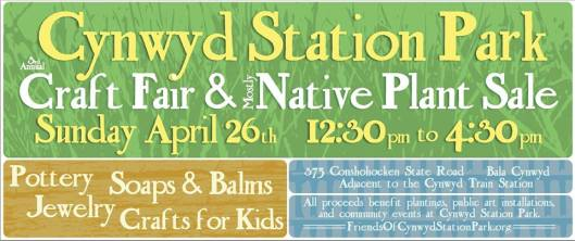 cynwyd station native plant sale