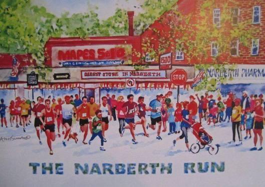 narberth run