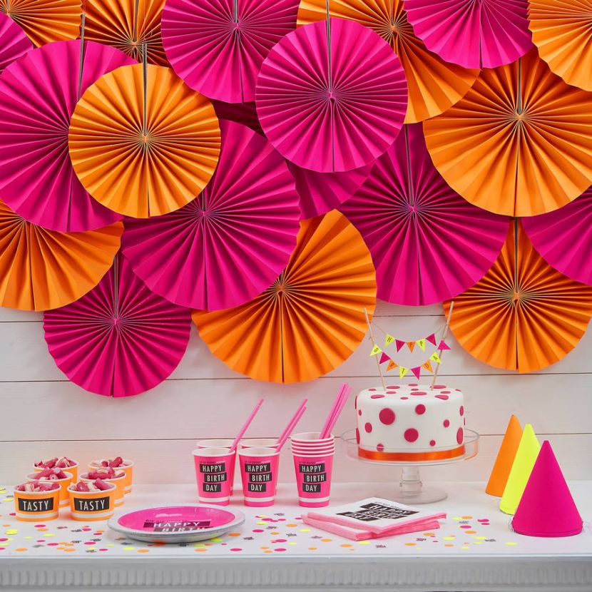 Source: Top 35 Summer Birthday Party Ideas | Table Decorating Ideas