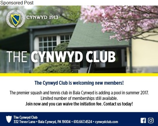 CynwydClub_NewMember_email_May2017 sponsored post